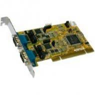 Pci-karte 2s rs-232 / 422 / 485 combo fifo-16c950,oxford oxpci952 (ex-42042is)