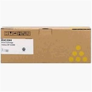 Ricoh toner gelb    407643