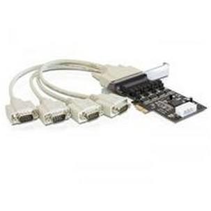 DELOCK PCIe Seriell