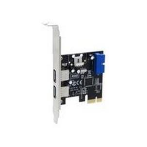 Schnittstelle pci-eSE-PCIE-USB3-4-20E