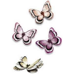 "Deko-Schmetterlinge ""Shabby Rose"", Anwendung21960099"