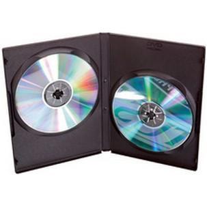 DVD-Box für 2 DVD'sDA-DVD-DC