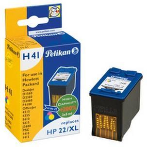 Symbolbild: Tintenpatronen für hp331724
